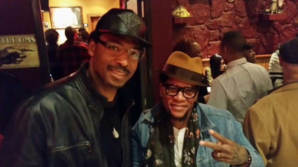 D.L.Hughley and I